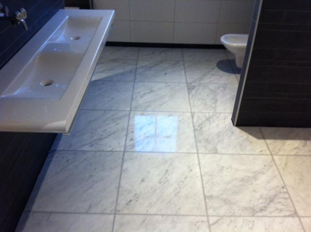 Marmeren Badkamer Vloer : Projecten kikkert tegelwerken